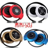 Made in China Wireless Bluetooth Stereo Headsets With Microphone, portable sport bluetooth headset