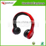 High quality 3.5mm headphones with microphone. Earphones for computer game ,music(EH-S442)
