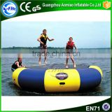 2016 inflatable water toys, inflatable trampoline for kids