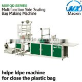 hdpe ldpe machine for close the plastic bag
