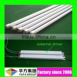 G5 base 549mm 849mm 1149mm 1449mm T5 led tube light with external driver                                                                         Quality Choice