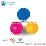 popular pvc hard massage ball in selling