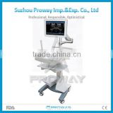 2016 Hospital Equipment Trolley Ultrasound Machine for Pregnancy with Best Price(PRUS-ST1000)