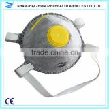 PPE CE approved face mask respirator protective mask/ pollution mask