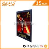 Different colors A3 aluminum alloy decorative light box