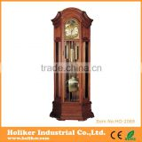 Mechanical wooden antique standing clocks                                                                         Quality Choice