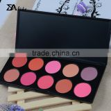 Waterproof multi color face cheek best cream make up makeup professional blusher