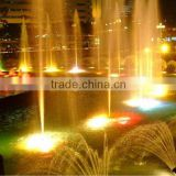 2012hot sales 9/12W RGB Factory price led fountain light