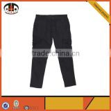 Wholesale Tear-proof Mens Long Cargo Work Pants with Knee Pad