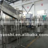 pop can filling machine, canning line, plastic can filling machine, beverage filling machine, filler