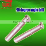 90 Degree Angle Drill For Chamfer