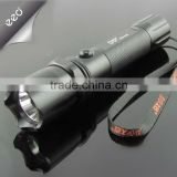 1101 police flashlight, police security led flashlight, military led