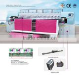 2013 brand new apparel machinery computerized embroidery machine