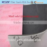 Nonwoven insole board with eva foam sheet for slippers                                                                         Quality Choice