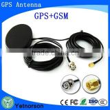 Advanced GPS GSM Combo Puck Antenna with Magnetic/Adhesive Mounting