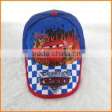 3 boys and Europe in the car to mobilize the boy cartoon baseball cap children's cap in 2016 eplosion models NET hat