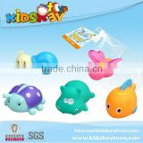 Hot selling Animal Baby Vinyl Bath Toy