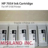 Original HP 705# Ink Cartridge For HP 5100 Printer (Genuine Ink Cartridge)