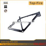 2014 new design and hot sellin T800Toray,EN standard carbon fiber mountain bike frame FM-M657