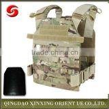 Military NIJ 0101.06 IIIA level Certificated Ballistic Protective Vest, Rip-stop fabric Plate Carrier