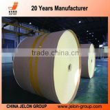 China high quality release paper jumbo roll(silicone paper/PE coated paper/heat transfer paper)