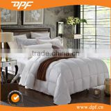 Hot sale cheap white hotel duvet cover set