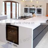 Made in China kitchen furniture for hotel countertop design restaurant marble kitchen island top