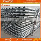 Adjustable Steel Props for scaffoldings and slab of concrete construction with low price