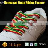 High quality colored blank shoelace charms