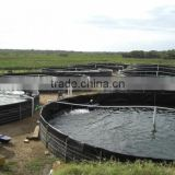 HDPE plastic fish tanks for fish farming