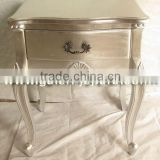 French Style Nightstand - Indoor Bedroom Sets Furniture - Nighstand 1 Drawer