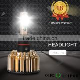 New Product IP68 waterproof 80w 8000LM LED Headlight bulbs auto fit fog light LED headlights for car H3