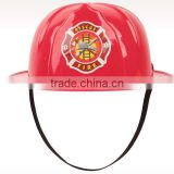 Plastic Toy Fireman Helmet For Kids model no. 10200361