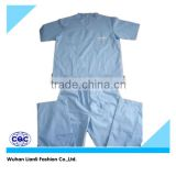 cotton blue surgical hospital gown for sale radiology equipments & accessories