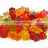 Natural fruit flavored Vitamin Gummy Bear / OEM / MULTIVITAMIN for Children