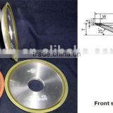 dish Diamond and Cbn grinding wheel