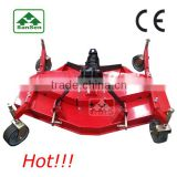 Tractor 3 point Finishing Mower with CE,tractor 3point implements agriculture lawn mower