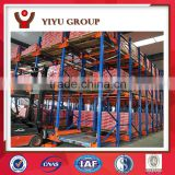 Warehouse Storage Logistics Equipment High Density Drive in Rack Steel Pallet Racking Professional Factory