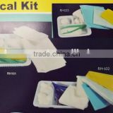 CE Approval Sterile Disposable Surgical Medical Tray Kit