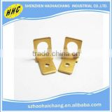 Hardware Shenzhen factory professional customized precision non-standard brass terminal block