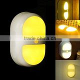Motion Sensor LED Night Light WhitePoplar Smart Nightlight LED Night Lamp for