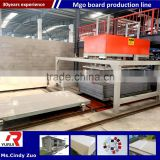 Magnesium oxide Mgo drywall board making machine /the latest technology full automatic mgo board production line