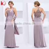 new china products for sale muslim women evening dress rhinestone long evening prom dress