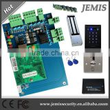TCP/IP Wiegand 26 RFID access control board for Access Control System With accessories of access control