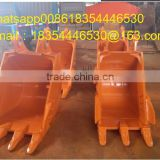 hitachi zx330lc Made in China Hight Quality Excavator Rock buckets trenching bucket for sale