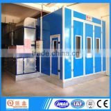 QX2000AB CE Certification Car Paint Booth For Sale With Infrared Lamps Drying Performance
