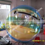 inflatable aqua walker balloon,water walking sphere,inflatable PVC ball hot selling