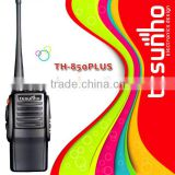 TH-850PLUS military 10w portable hunting radio handheld walkie talkie