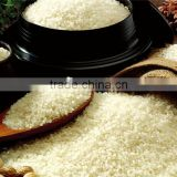 OEM package short grain rice / hard white rice 5 broken bulks