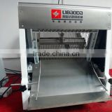 Commercial loaf of bread slicer for sale can30/38pcs per time